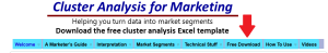 cluster analysis download